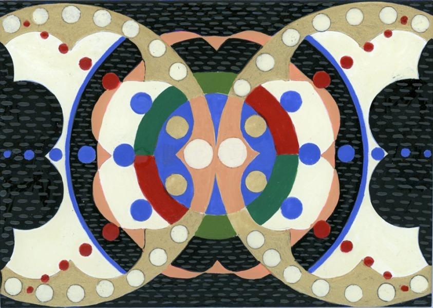 Mandala Board 005